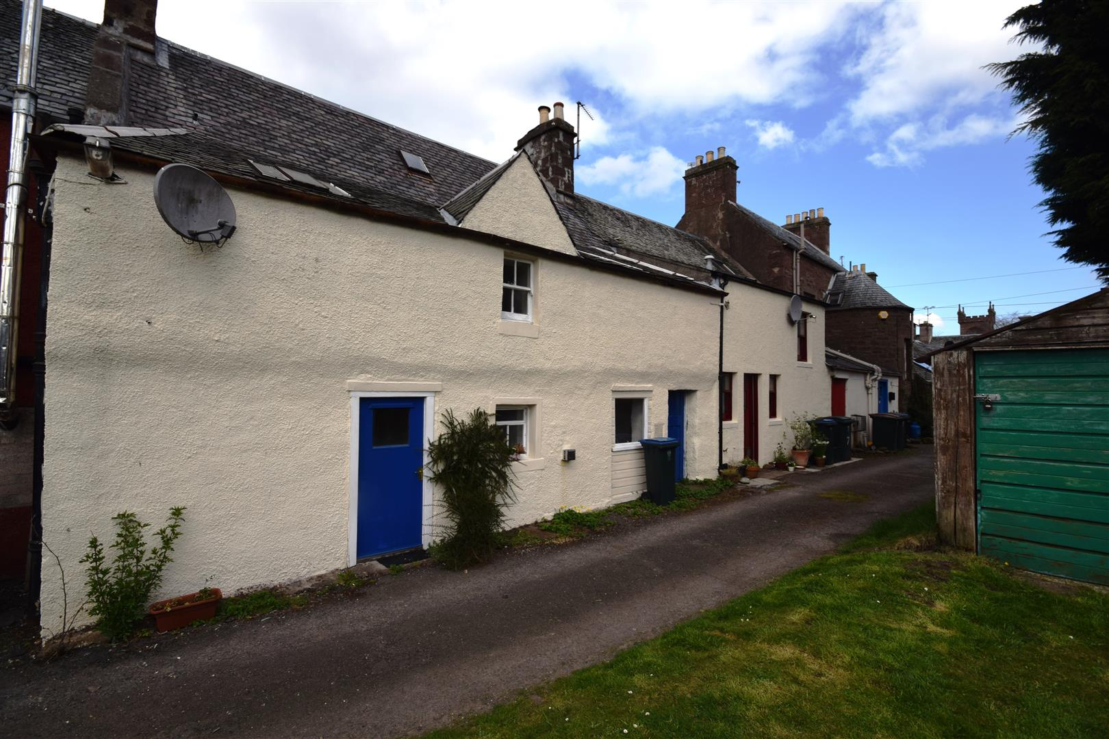 9, Drummond Street, Muthill, Crieff, Perthshire, PH5 2AN, UK